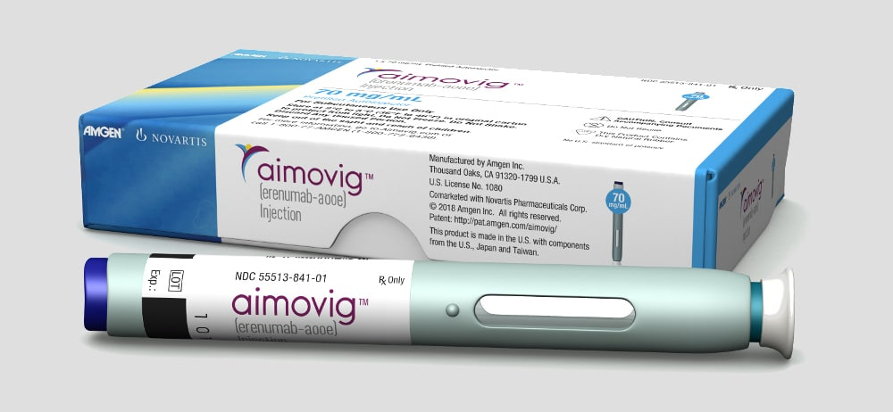 Aimovig™ for Migraine prevention