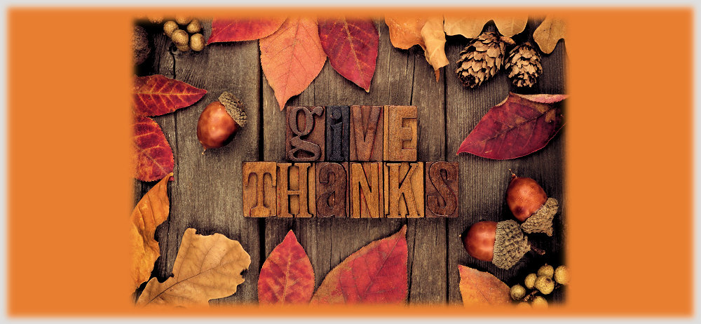 Giving Thanks with Migraine