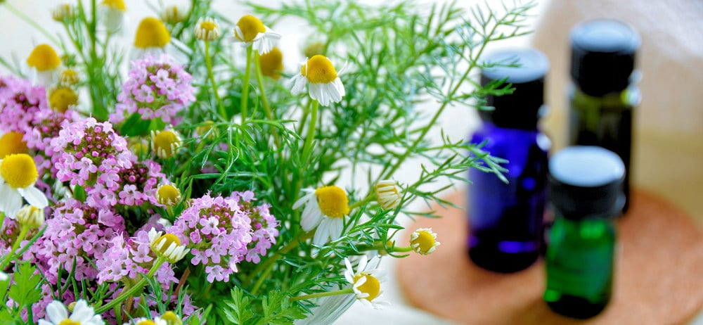 aromatherapy for Migraine