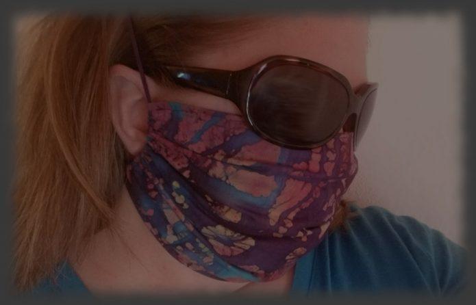 A Migraine-Friendly Face Mask